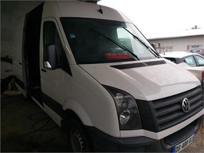 VOLKSWAGEN Crafter CCb