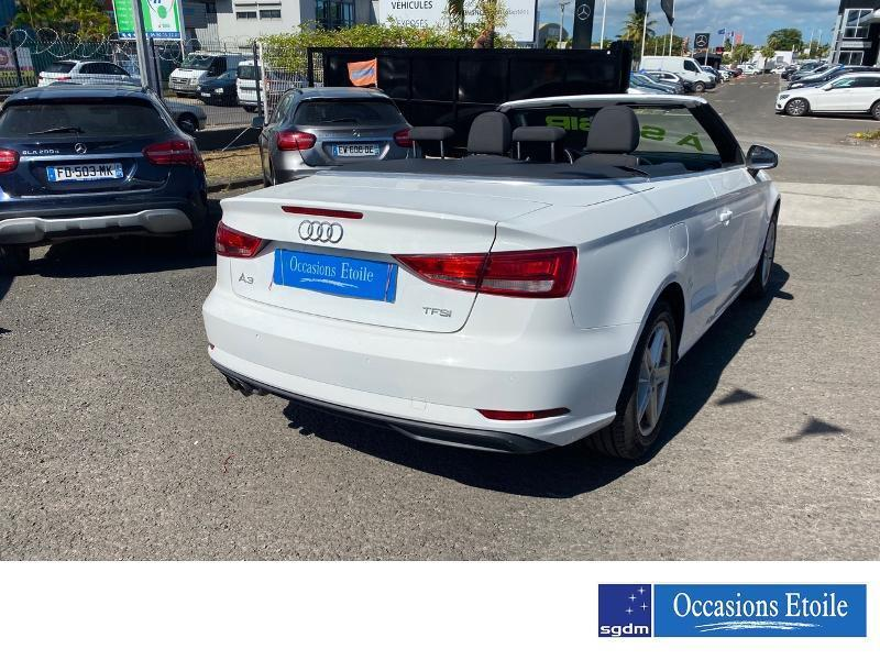Audi A3 Cabriolet - Voiture d'occasion Guadeloupe