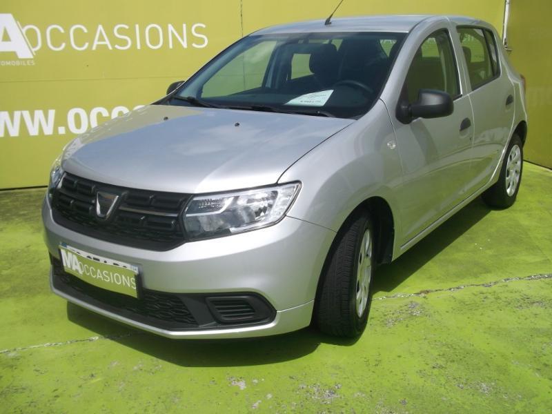 Dacia Sandero - Voiture d'occasion Martinique