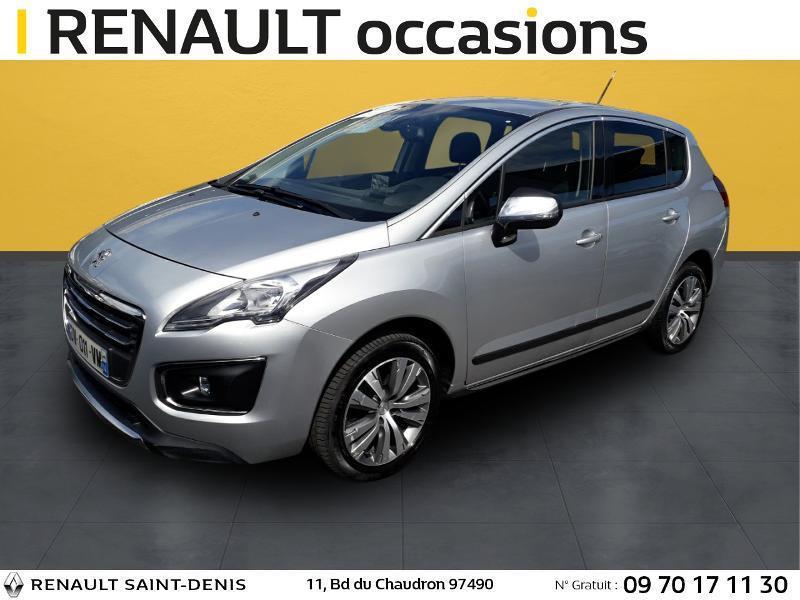Peugeot 3008 - Voiture d'occasion Réunion